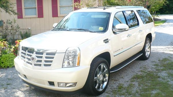 chrisrolex910 2012 Cadillac Escalade EXT