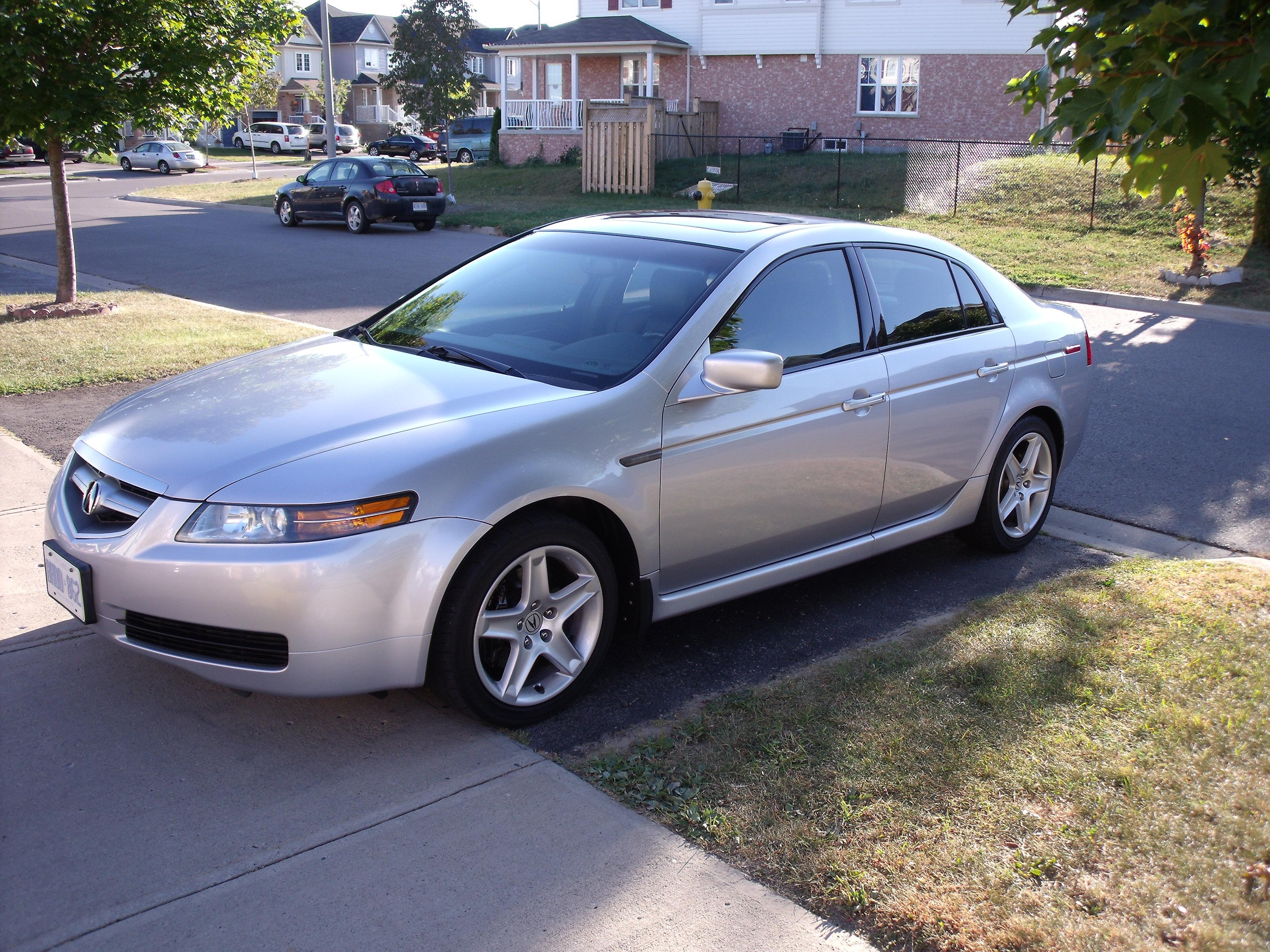 Monty Acura TL Specs Photos Modification Info At CarDomain - 2004 acura tl wheel size