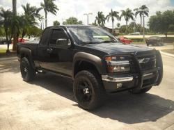 95SIXNICKLE 2006 Chevrolet Colorado Extended Cab