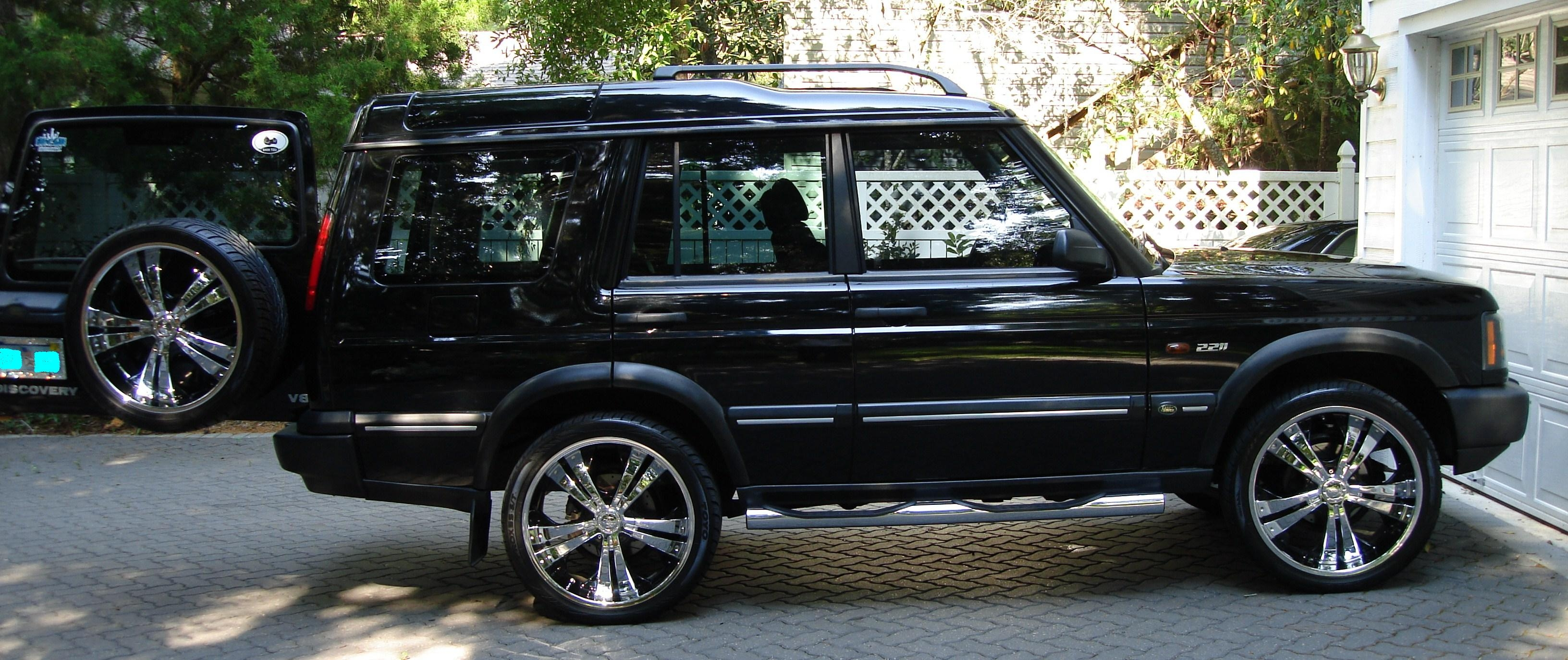 Another eccwkingofbling 2004 Land Rover Discovery post... - 14505470
