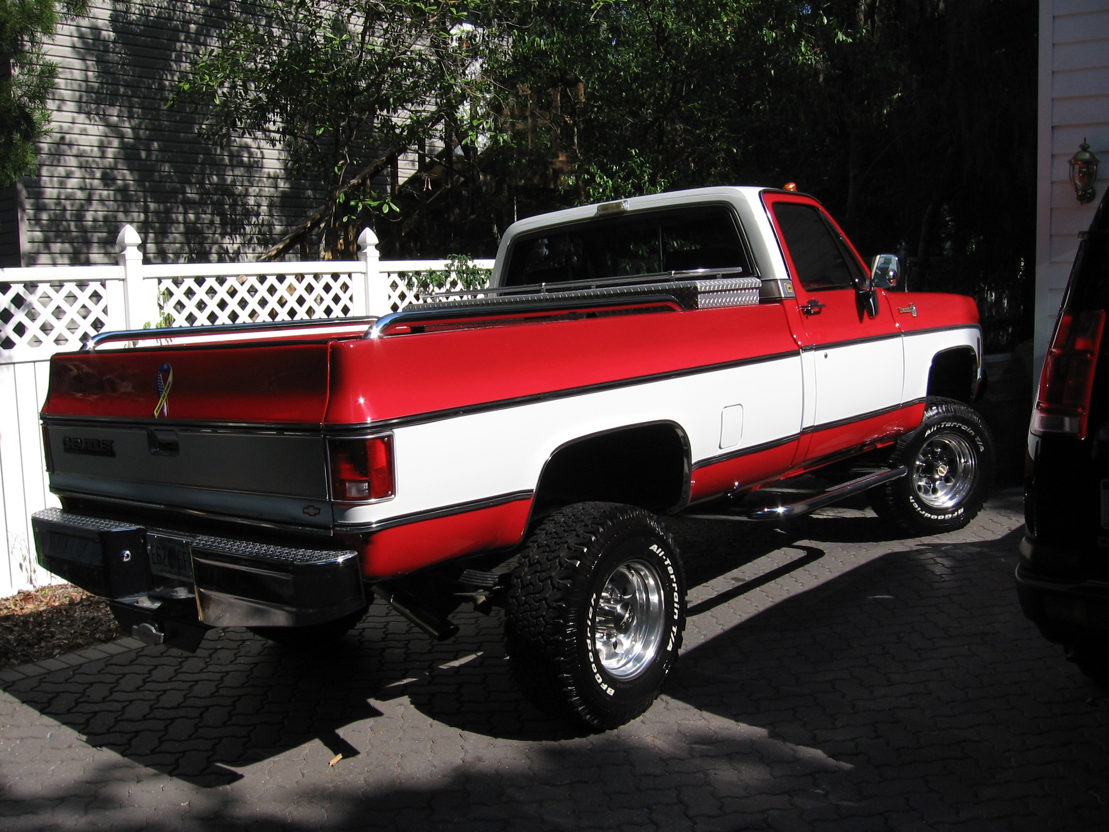Eccwkingofbling 1980 Chevrolet Silverado 2500 Hd Regular
