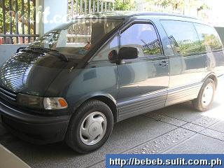 Another gschan 1994 Toyota Previa post... - 14505673