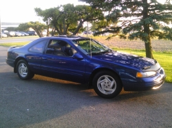 LuvMyBlueBirds 1997 Ford Thunderbird