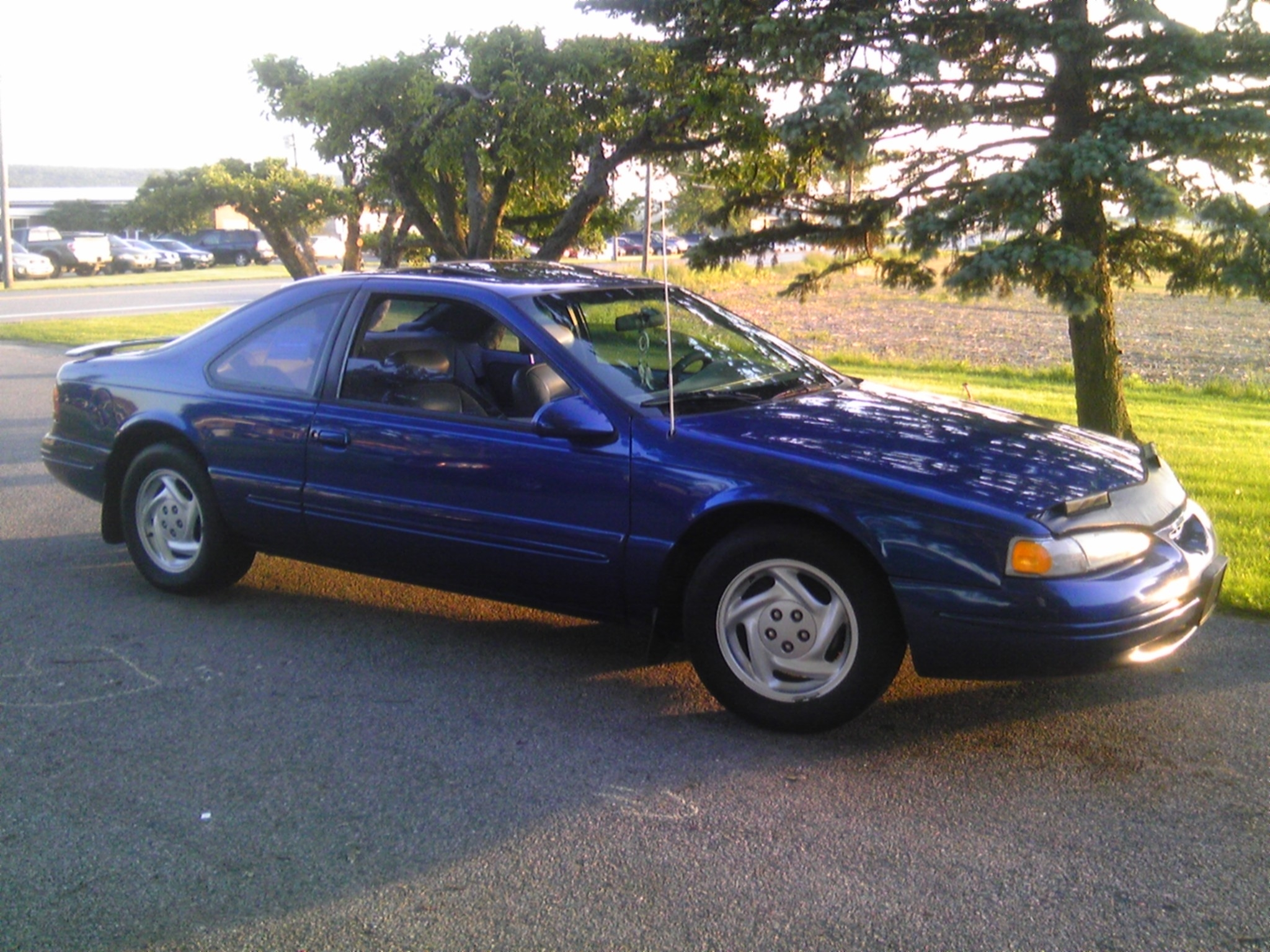luvmybluebird 39 s 1997 ford thunderbird lx coupe 2d in. Cars Review. Best American Auto & Cars Review