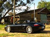 nsamulskis 2000 Porsche Boxster