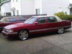 CadillacGrindins 1996 Cadillac DeVille