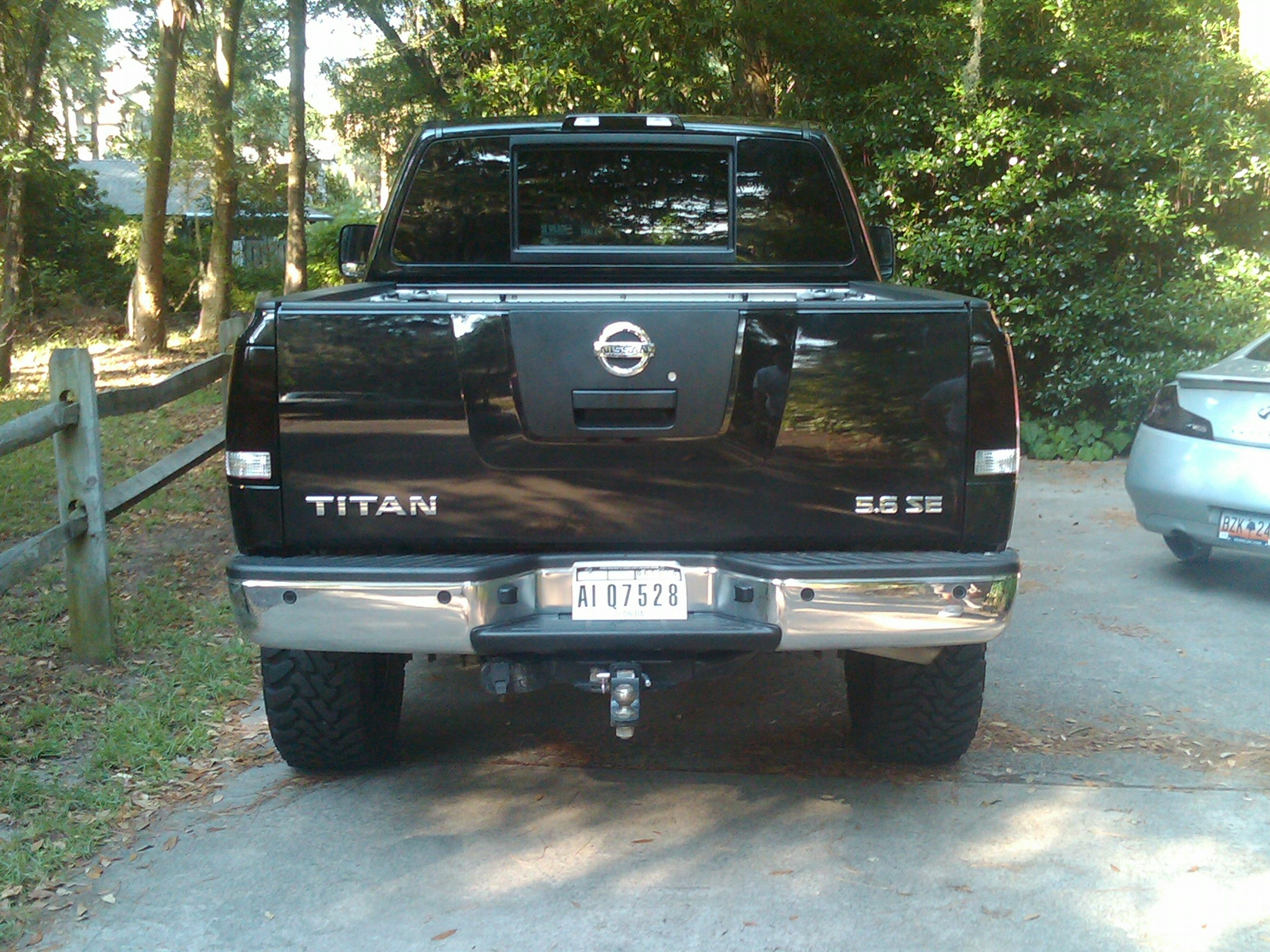 Another oakley117 2008 Nissan Titan Crew Cab post... - 14507299