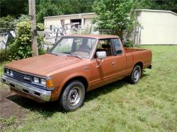 4runneron24ss 1985 Nissan 720 Pick-Up