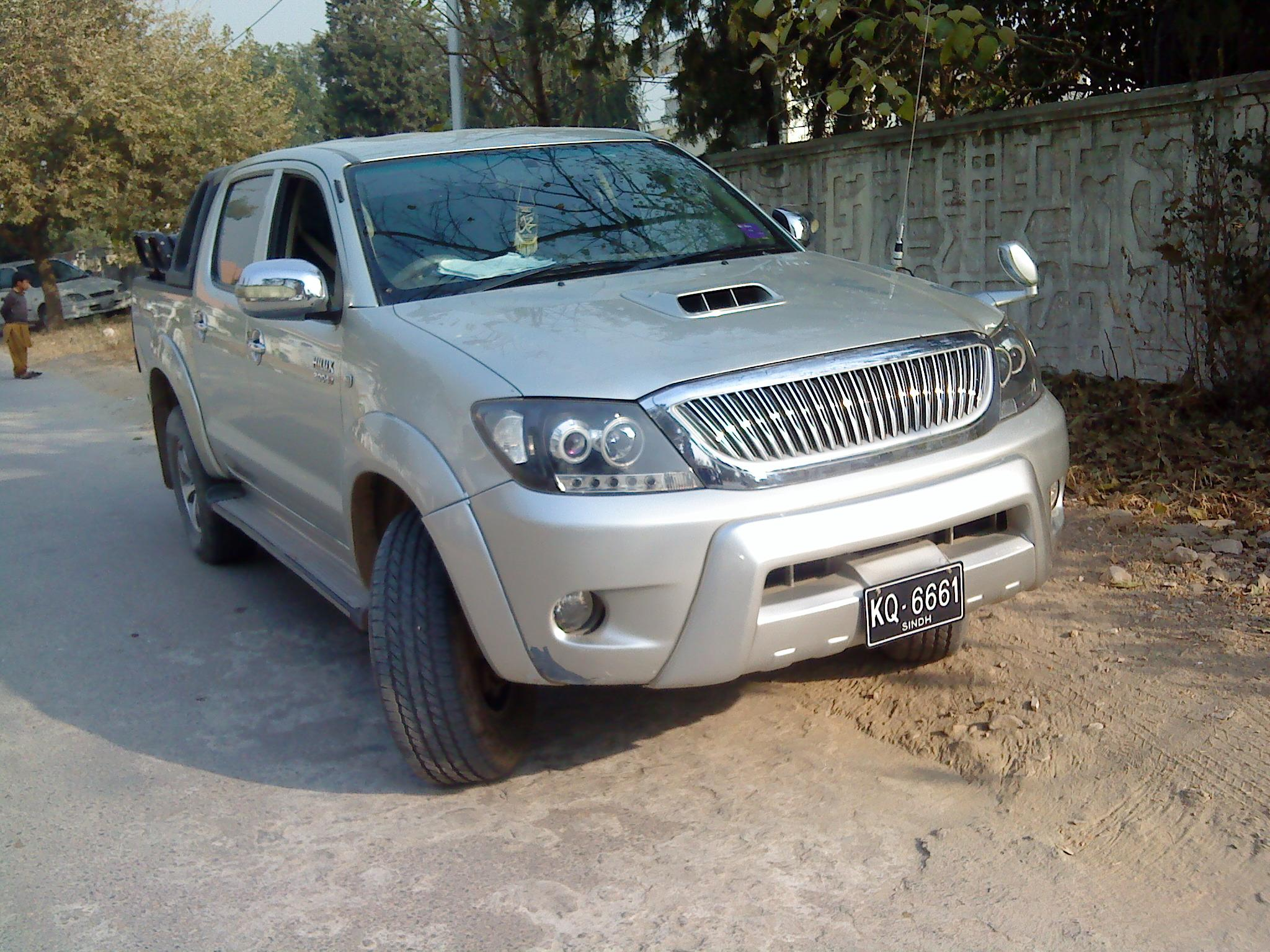 Another ke20 2010 Toyota HiLux post... - 14506428