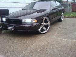 oldskees 1996 Chevrolet Impala