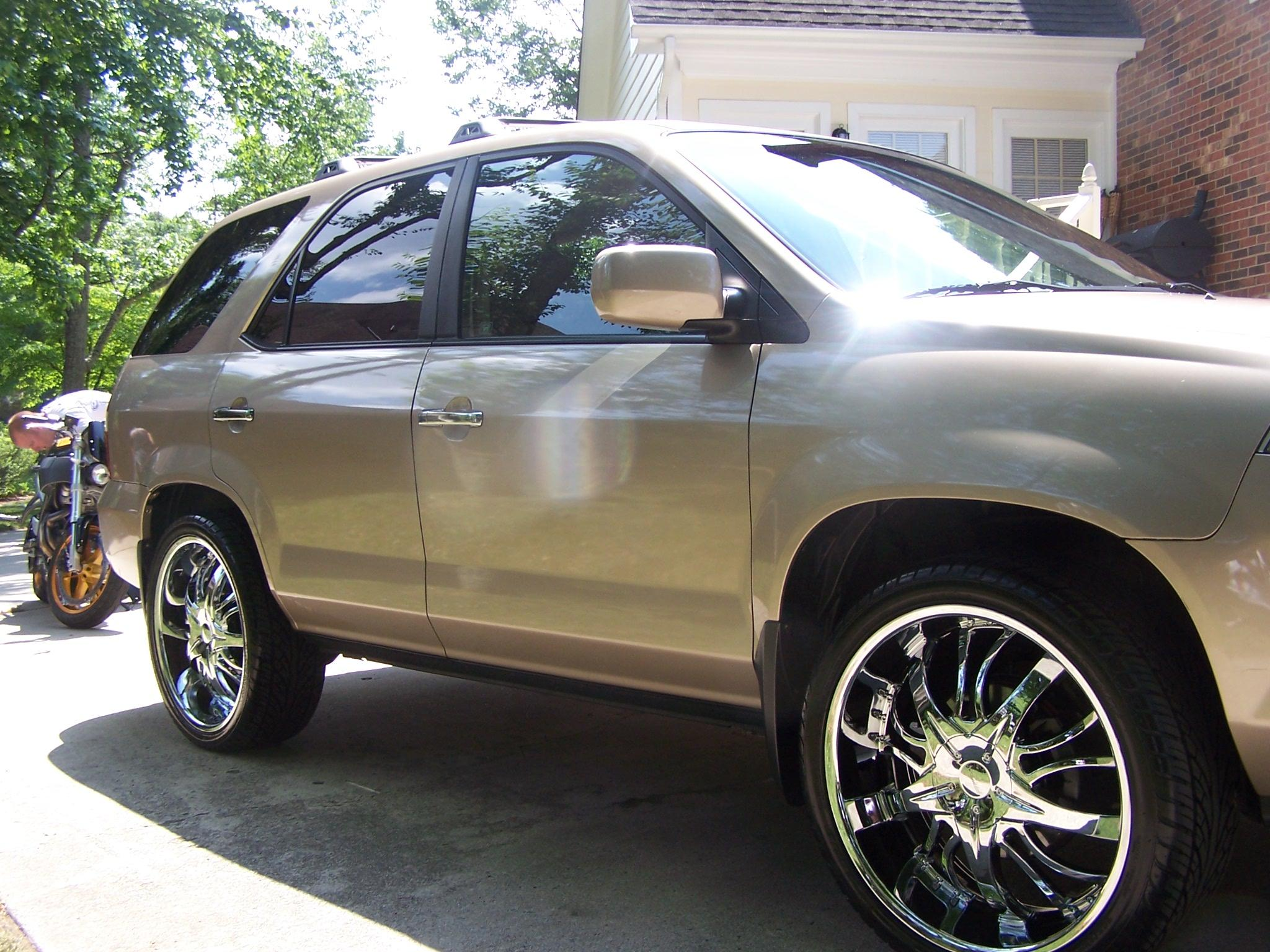 Barrino 2002 acura mdx
