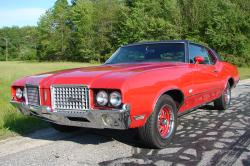 Mongeonsautos 1972 Oldsmobile Cutlass Supreme