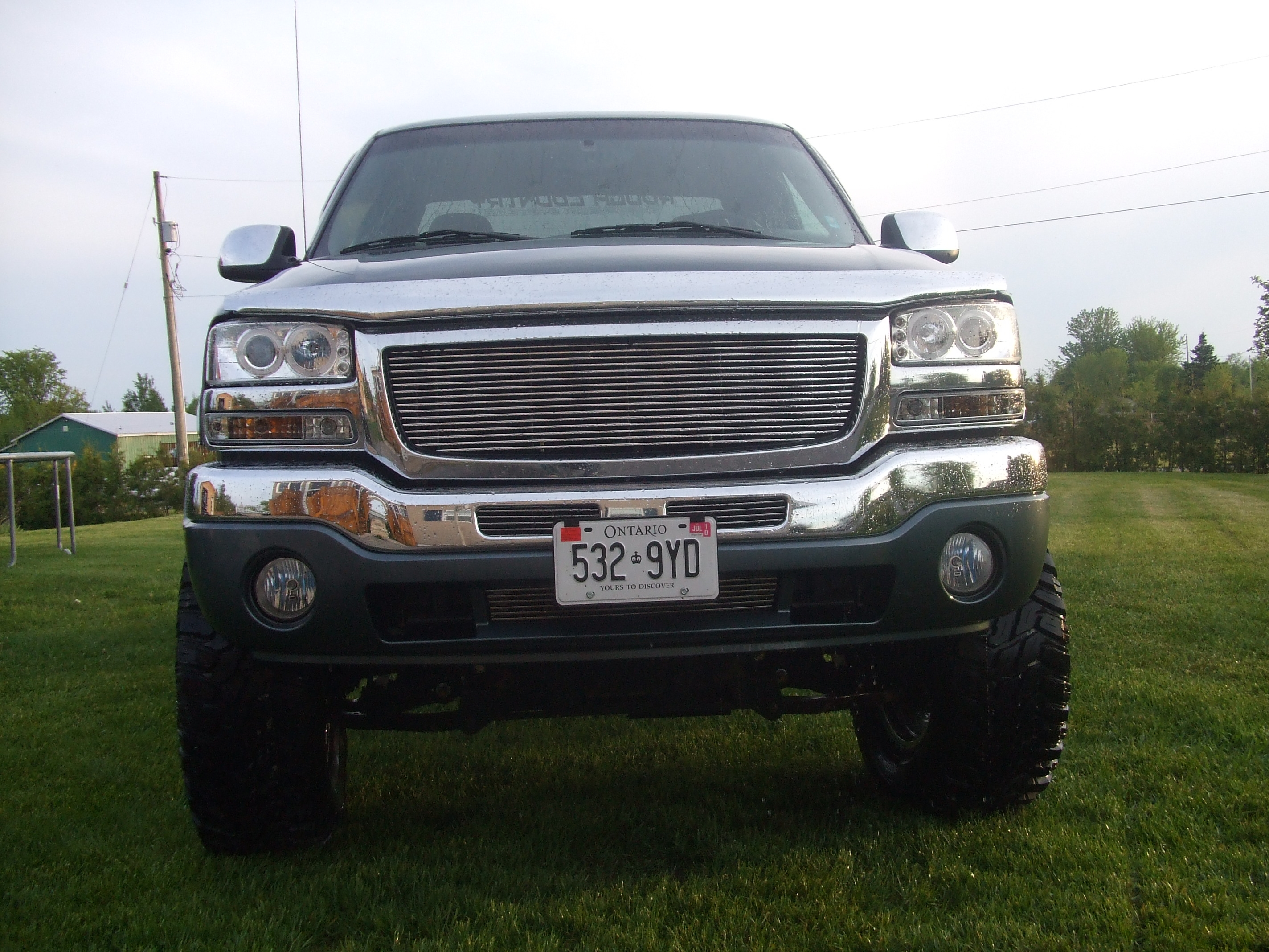 bigblue07 39 s 2007 gmc sierra 1500 extended cab in cornwall on. Black Bedroom Furniture Sets. Home Design Ideas