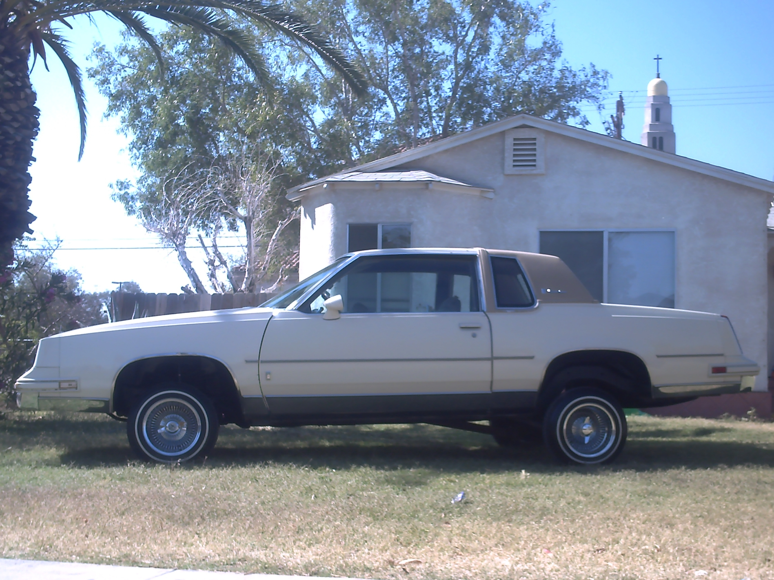 Another soyesecesar 1985 Oldsmobile Cutlass Supreme post... - 14509592