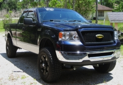 Mcloagns 2006 Ford F150 Super Cab