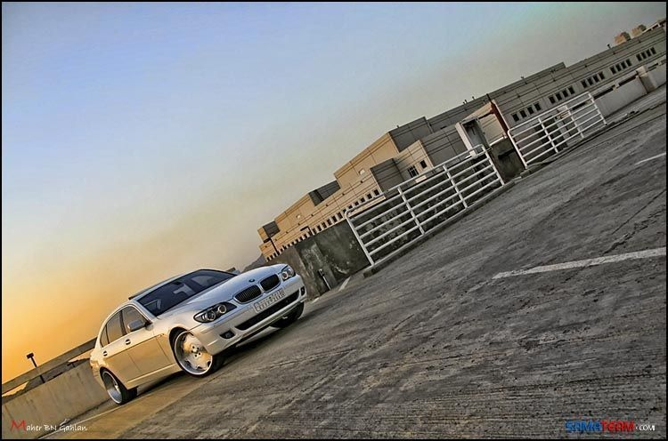 SAMA TEAM 2008 BMW 7 Series 14510381