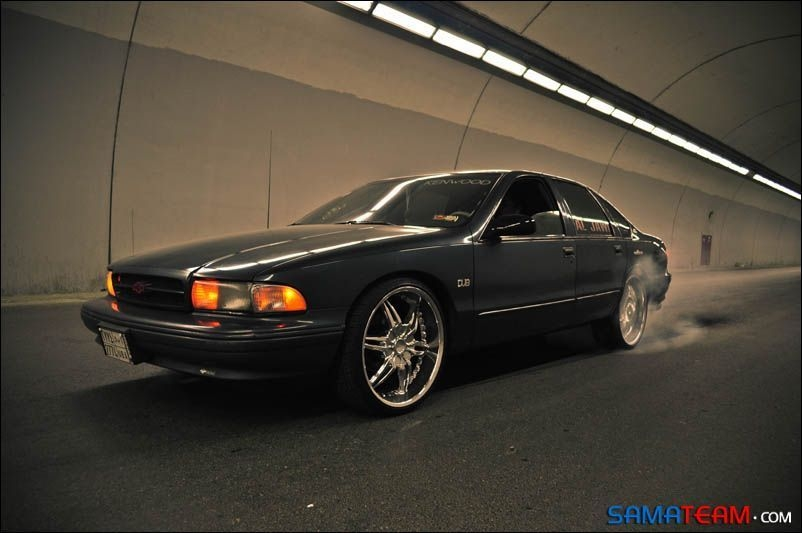 Sama Team 1999 Chevrolet Caprice Specs Photos