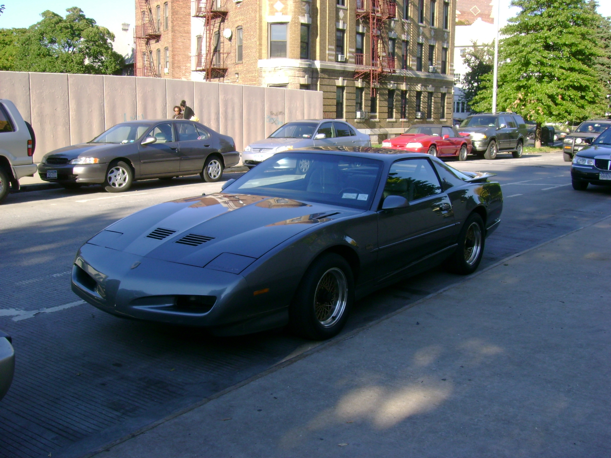 Another JekyllandHyde 1991 Pontiac Trans Am post... - 14509200