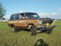 redneckmcveas 1986 Jeep Grand Wagoneer