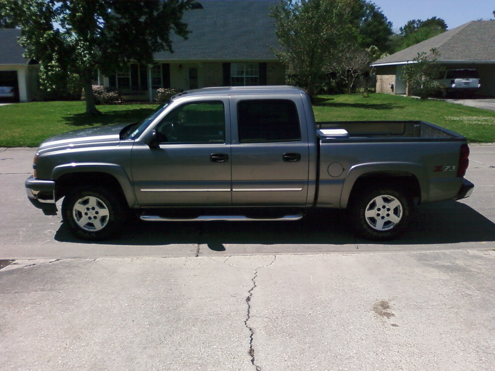 bigbodysnoddy11 2006 chevrolet silverado classic 1500 crew cab specs photos modification. Black Bedroom Furniture Sets. Home Design Ideas