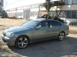 Berivas 2003 Lexus GS