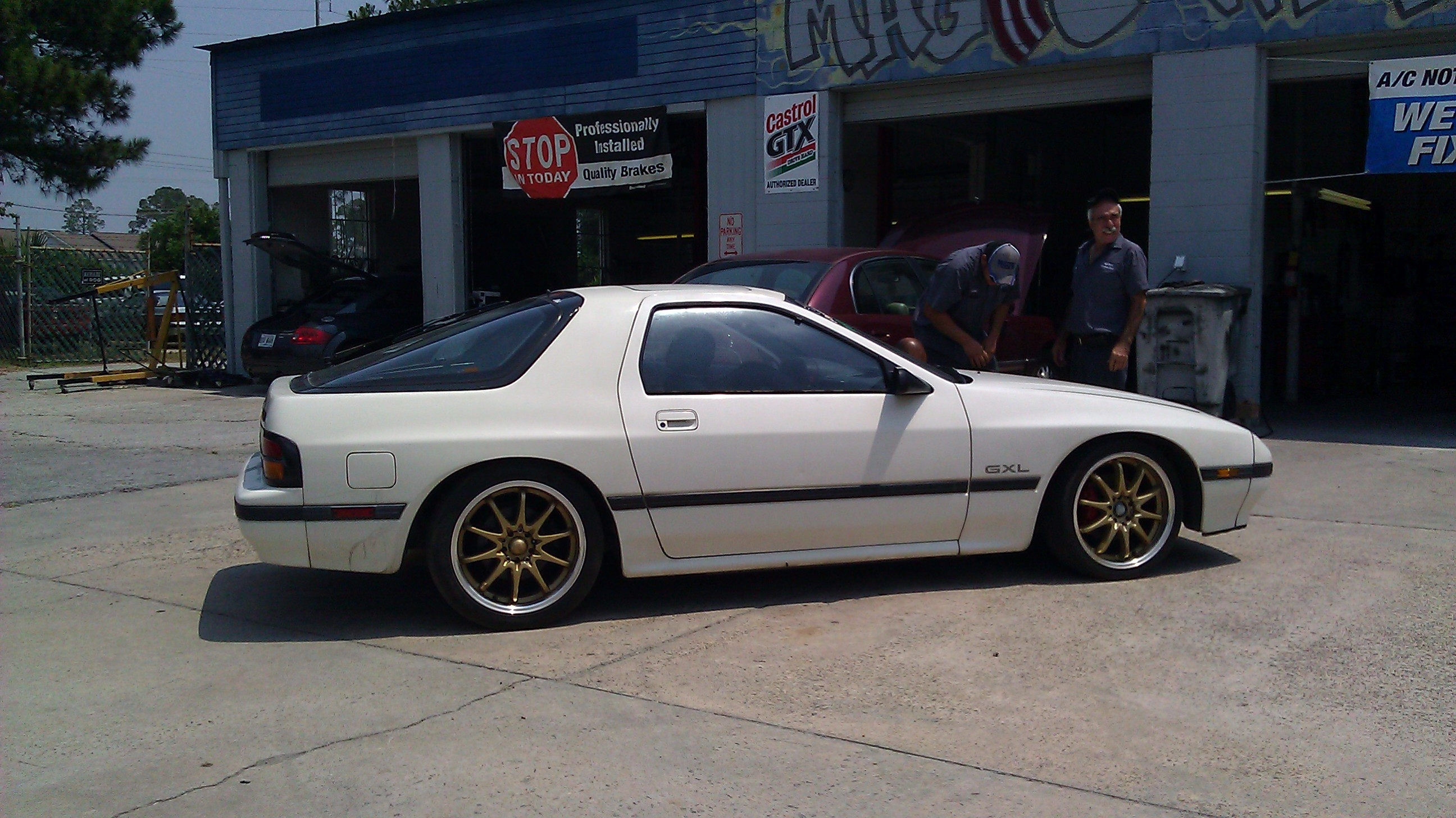 Another MPES02 1986 Mazda RX-7 post... - 14512057