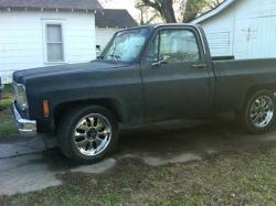 POCHOPPA 1974 Chevrolet C/K Pick-Up
