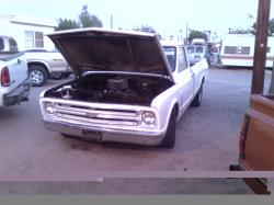 invisiblem0nst3r 1967 Chevrolet C-30