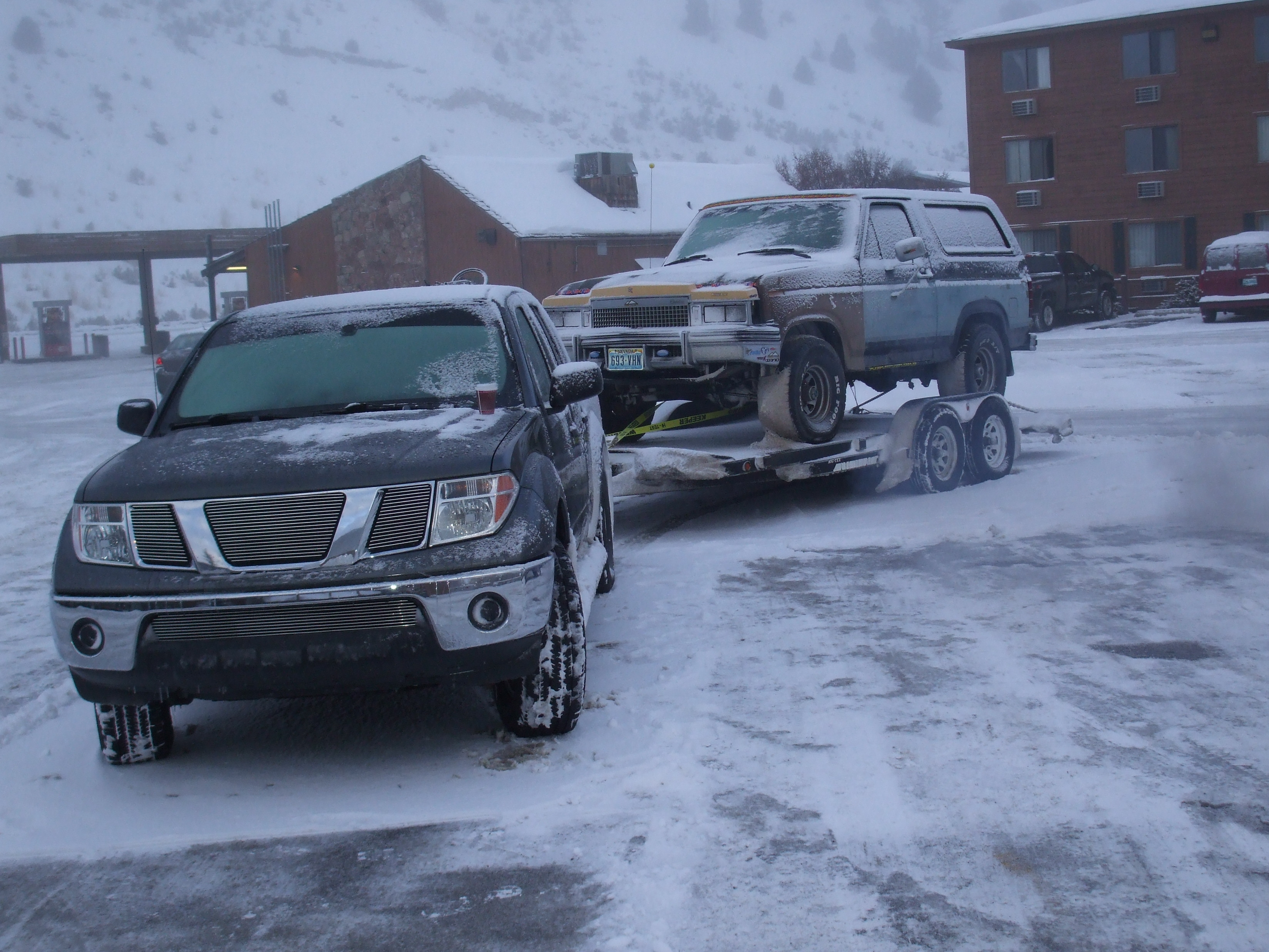 760dave71 2006 Nissan Frontier Crew Cab