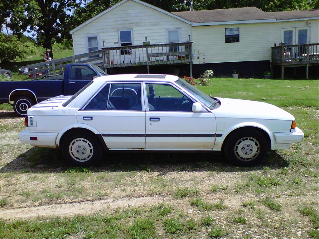 "1989 Nissan Stanza ""i can't stanza"" - cabool, MO owned by ajay1980 ..."