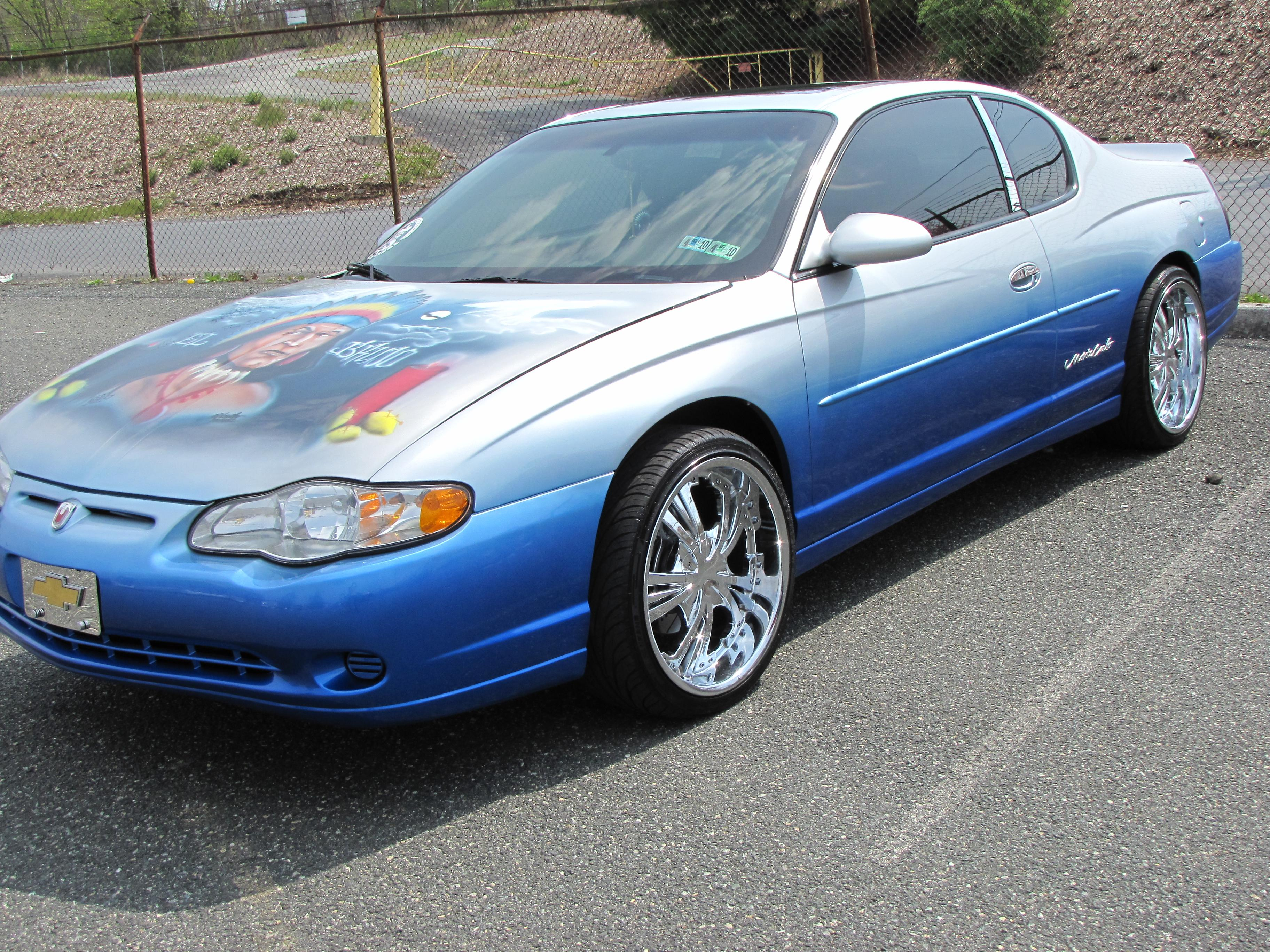 elitestreetz 2001 chevrolet monte carlo specs photos. Black Bedroom Furniture Sets. Home Design Ideas
