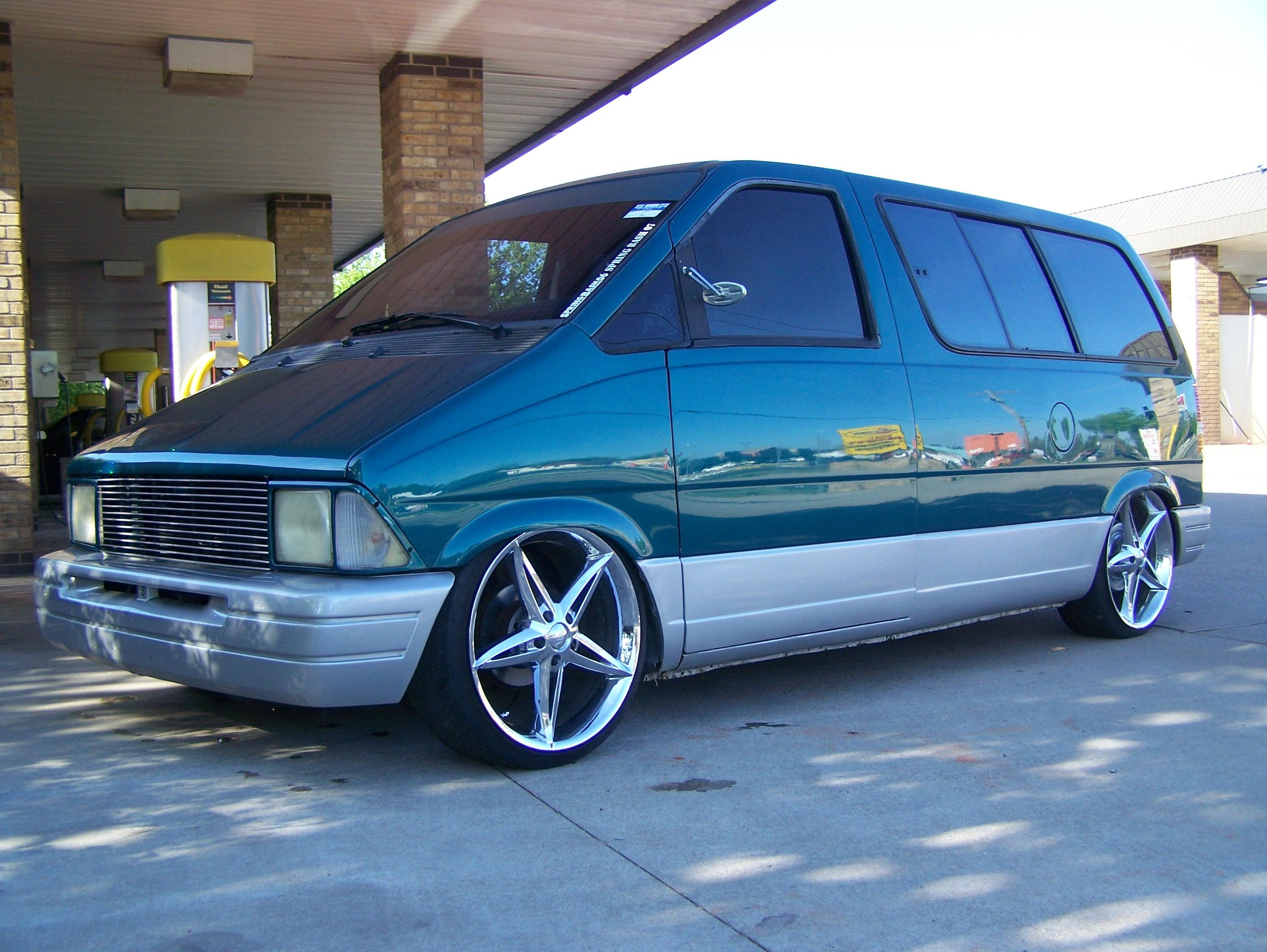 Biff Osborn 1994 Ford Aerostar Specs Photos Modification