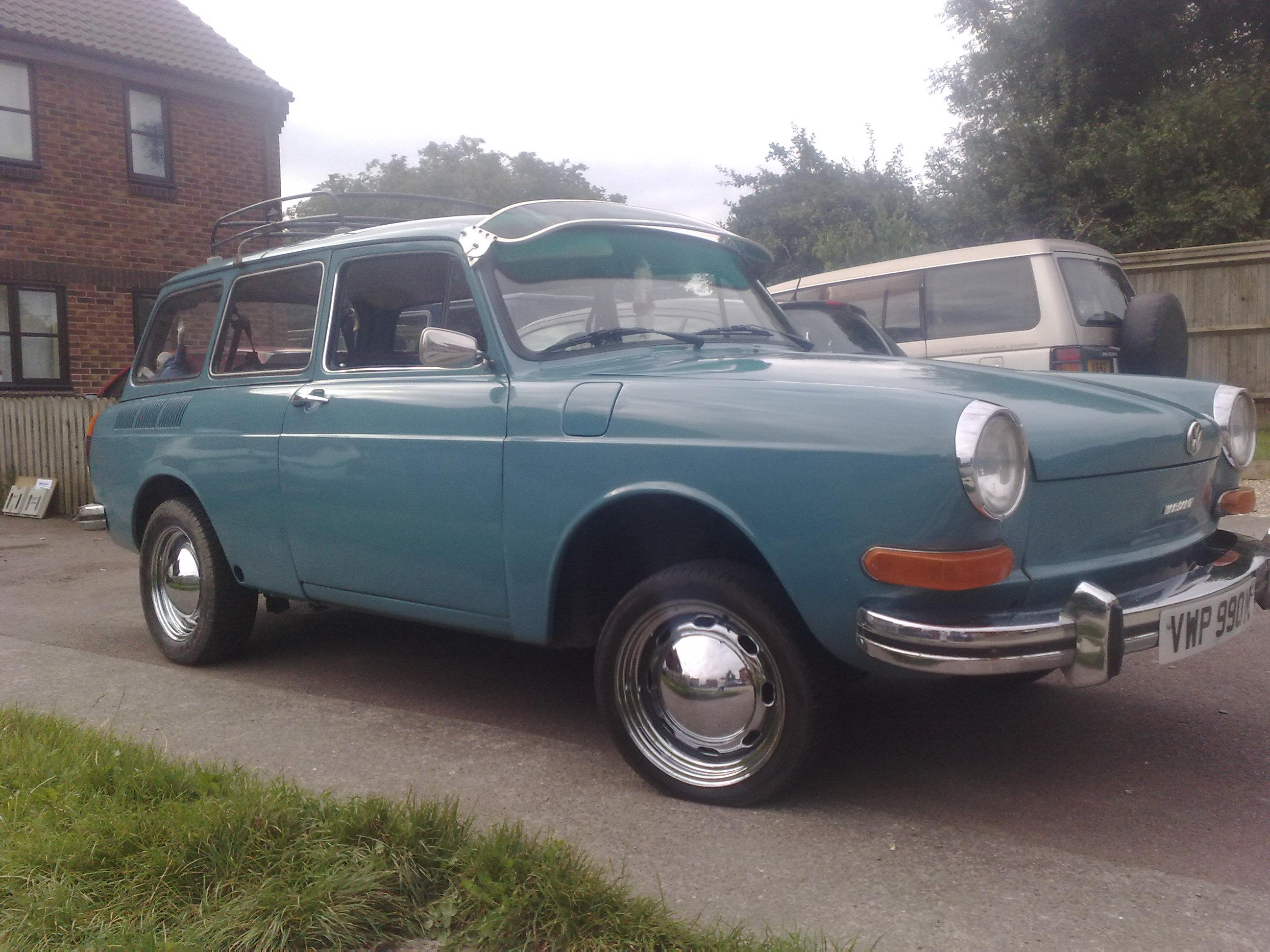 Another blueridgeuk 1973 Volkswagen Squareback post... - 14514733