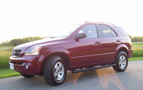 kiacruz 2005 kia sorento specs photos modification info. Black Bedroom Furniture Sets. Home Design Ideas