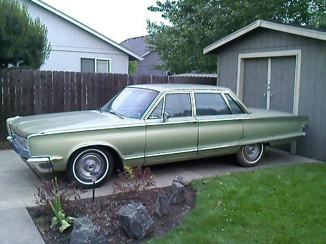 Porkdaddy 1966 Chrysler New Yorker Specs Photos