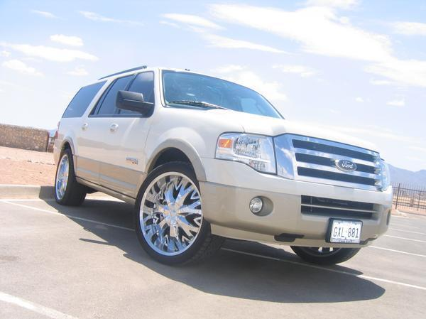 Cronsmoka  Ford Expedition El _original Cronsmoka  Ford Expedition El _original
