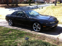 str8s6xs 1995 Nissan 240SX