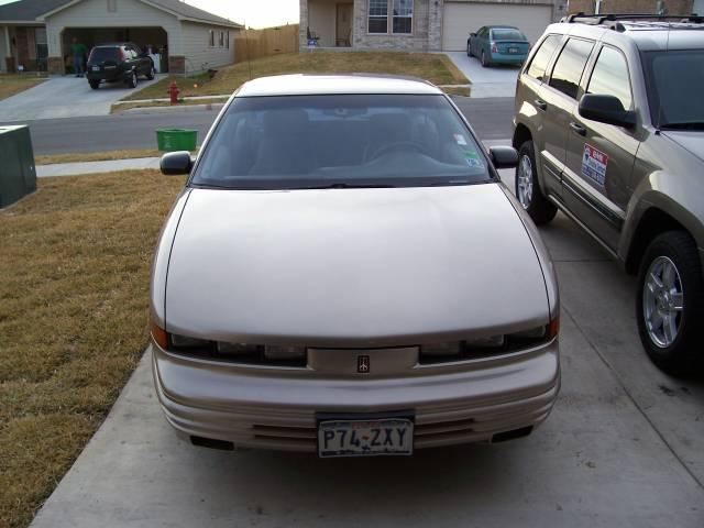 darklotus42 1996 Oldsmobile Cutlass Supreme