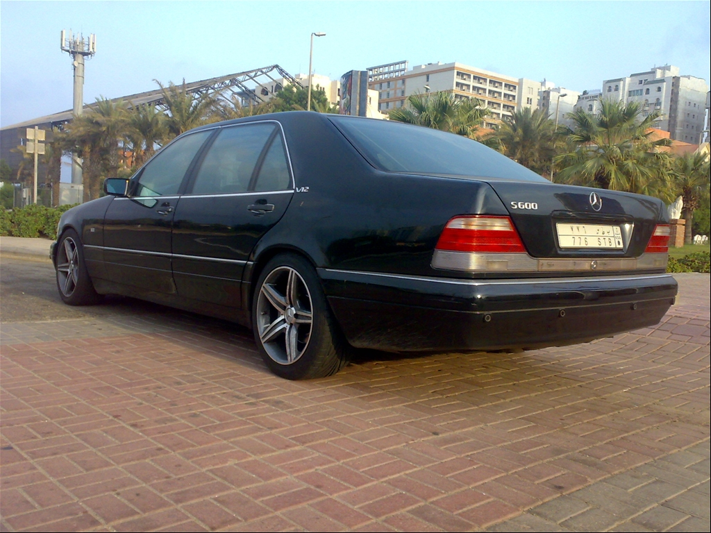1993 Mercedes Benz 600sel For Sale
