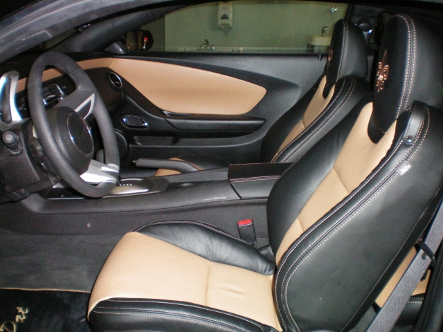 Another UpholsteryMan 2010 Chevrolet Camaro post... - 14518168