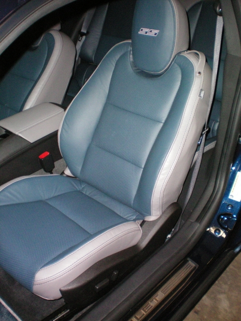 Another UpholsteryMan 2010 Chevrolet Camaro post... - 14518174
