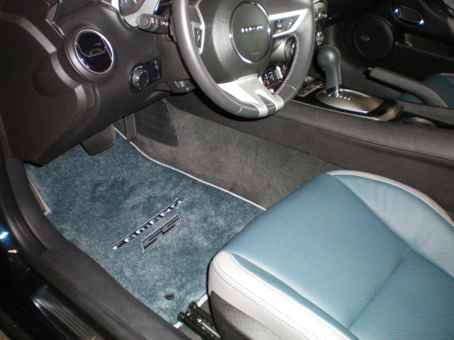 Another UpholsteryMan 2010 Chevrolet Camaro post... - 14518177