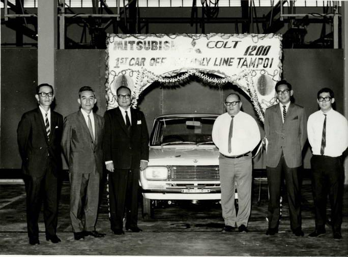 Another pomphy 1968 Mitsubishi Colt post... - 14520192