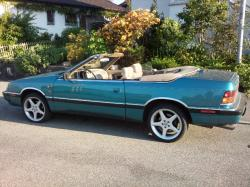 Ploppysators 1995 Chrysler LeBaron
