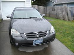 AFTERNITEs 2004 Nissan Altima
