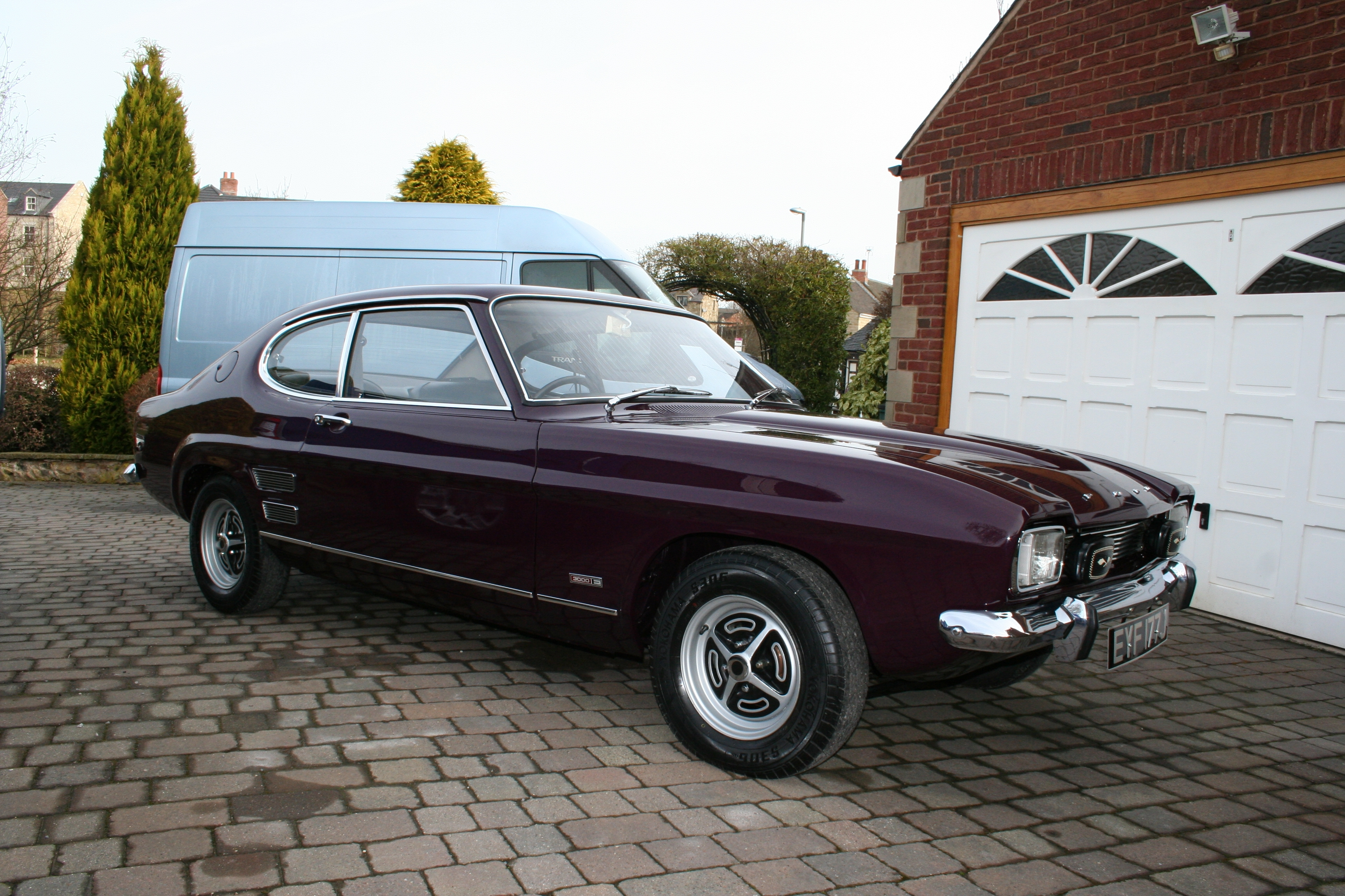 Another lomoto 1970 Ford Capri post... - 14521287