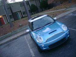 timchasejrs 2005 MINI Cooper