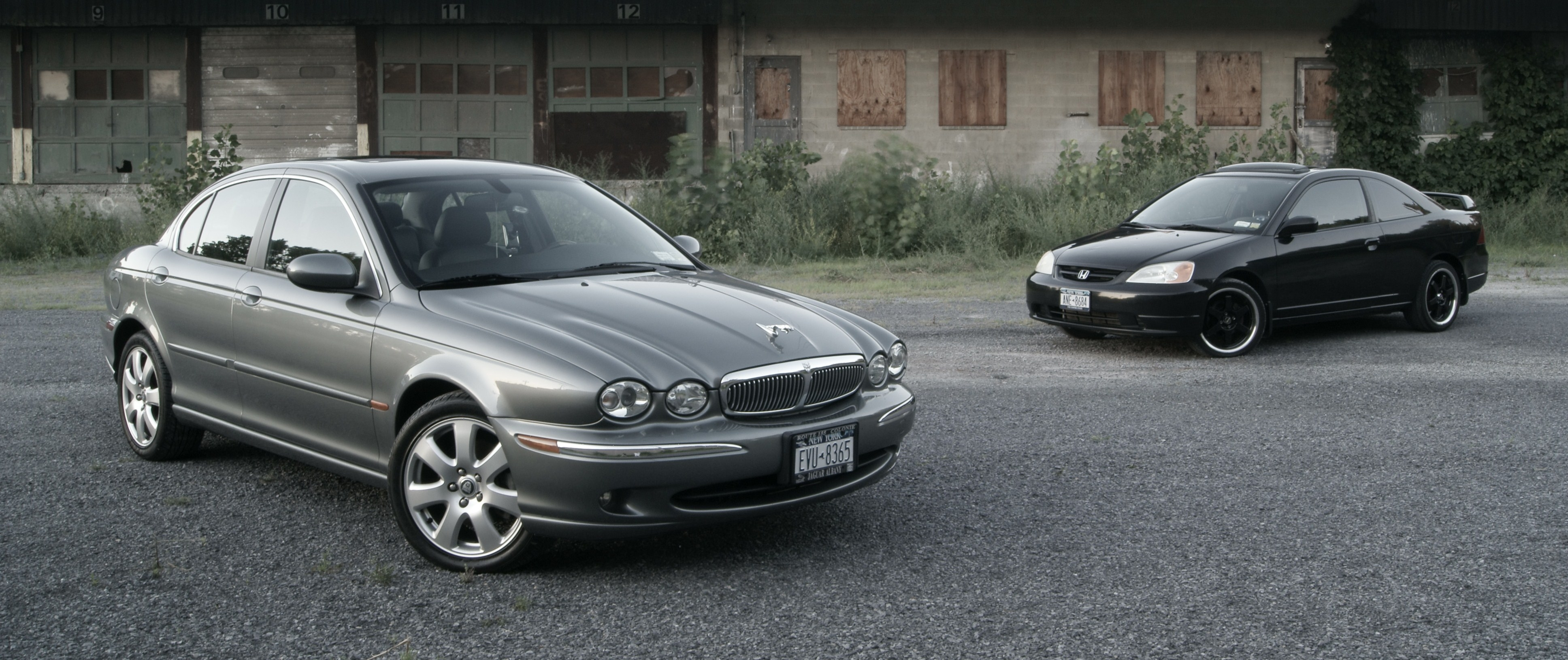 RENEGADE187X 2005 Jaguar X-Type