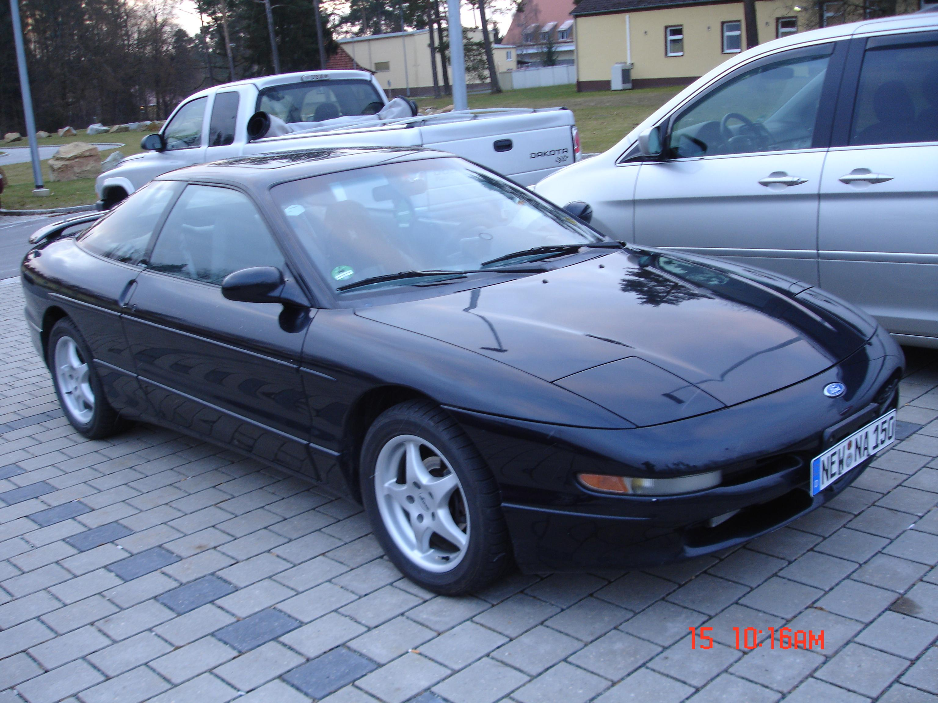 Ford Probe Gt Midnight Blue