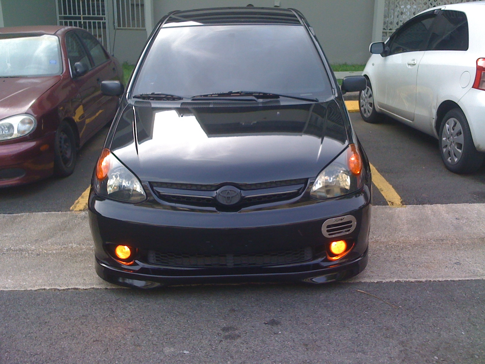 Isra Echo 2005 Toyota Echo Specs Photos Modification